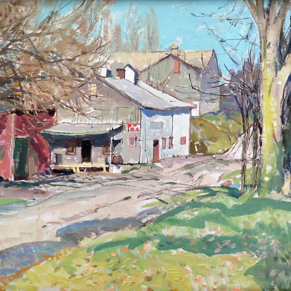 Franklin Arbuckle, R.C.A.-Canadian b.1909