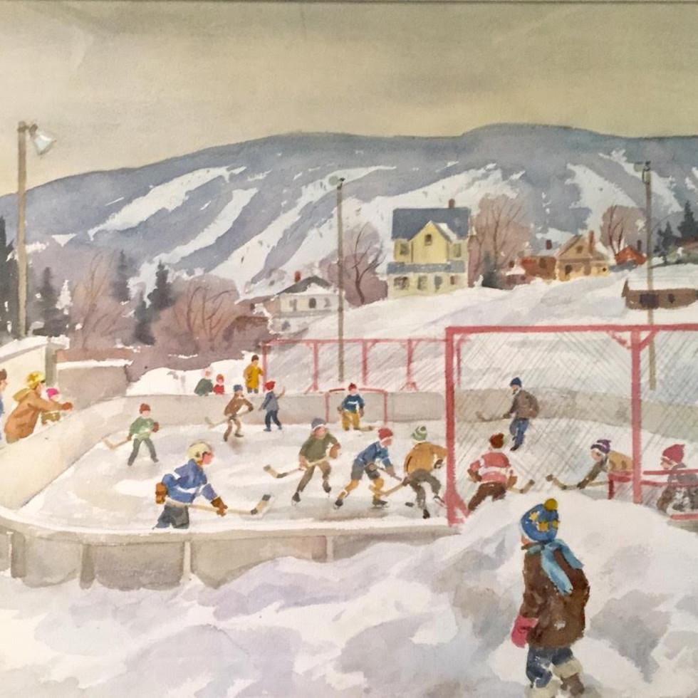 Henry J. Simpkins, R.C.A.-Canadian b.1906