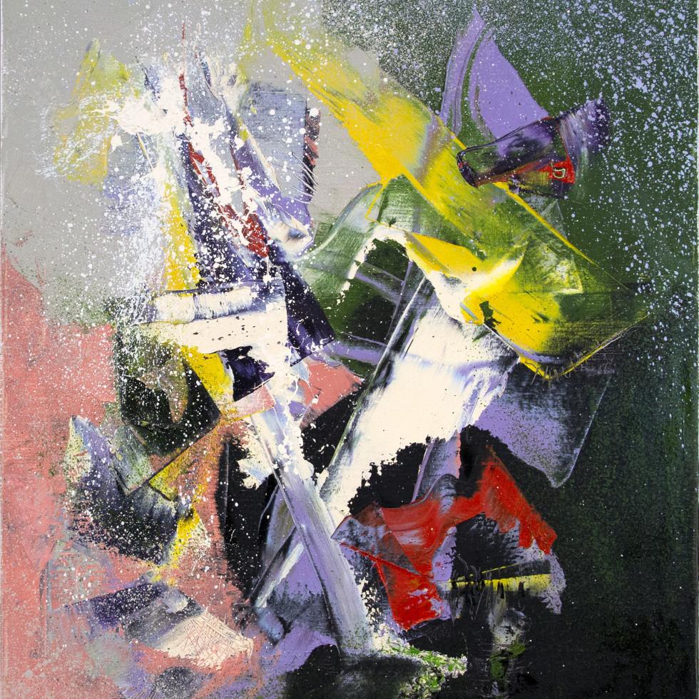Meteors (Météores)-Léon Bellefleur