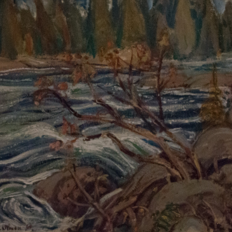 Arthur Lismer, C.C., LL.D., R.C.A., O.S.A.-English Canadian b.June 27, 1885
