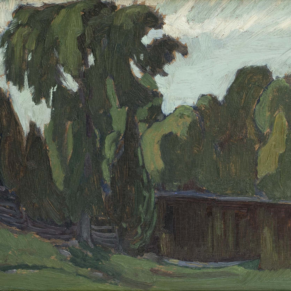 Shady Greens, Gull River-J.E.H. MacDonald, R.C.A., O.S.A.