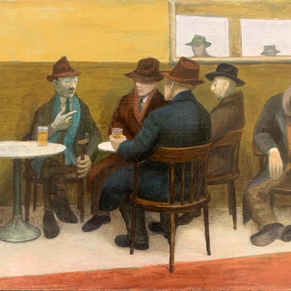 The Pundit-Philip Surrey, C.M., LL.D., R.C.A.