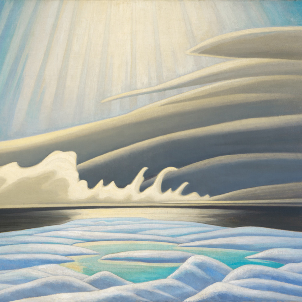 Lawren S. Harris-None