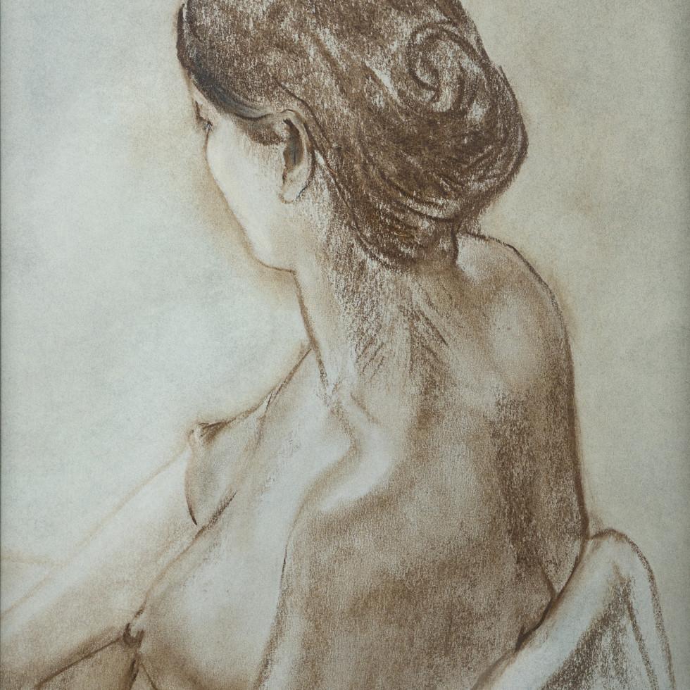 Nude-Louis Muhlstock