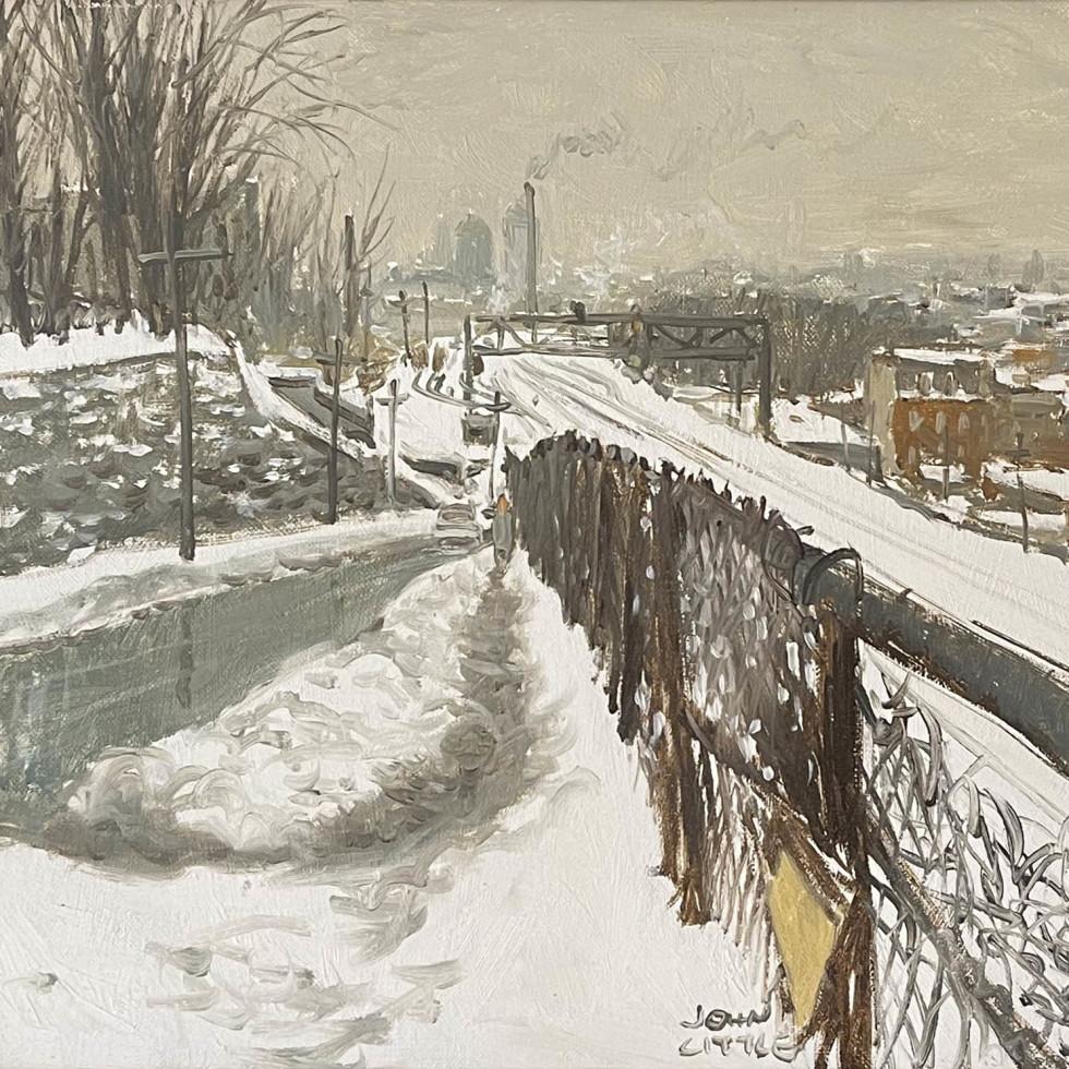 Rue Des Seigneurs, Montreal-John Little