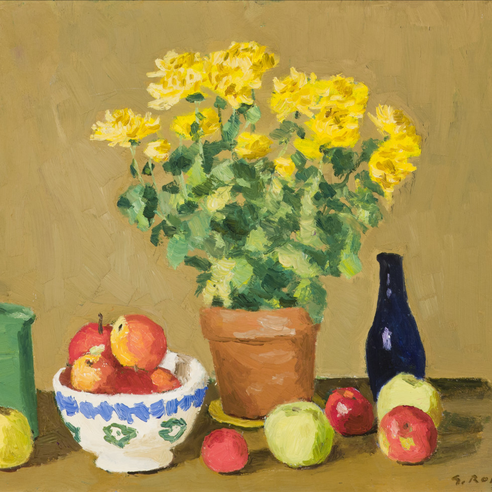 Yellow Plant-Goodridge Roberts