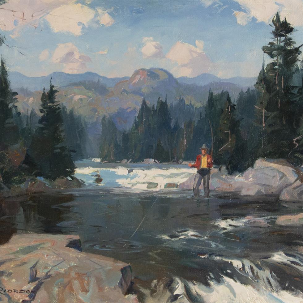 Eric Riordon, A.R.C.A.-Canadian b.1906