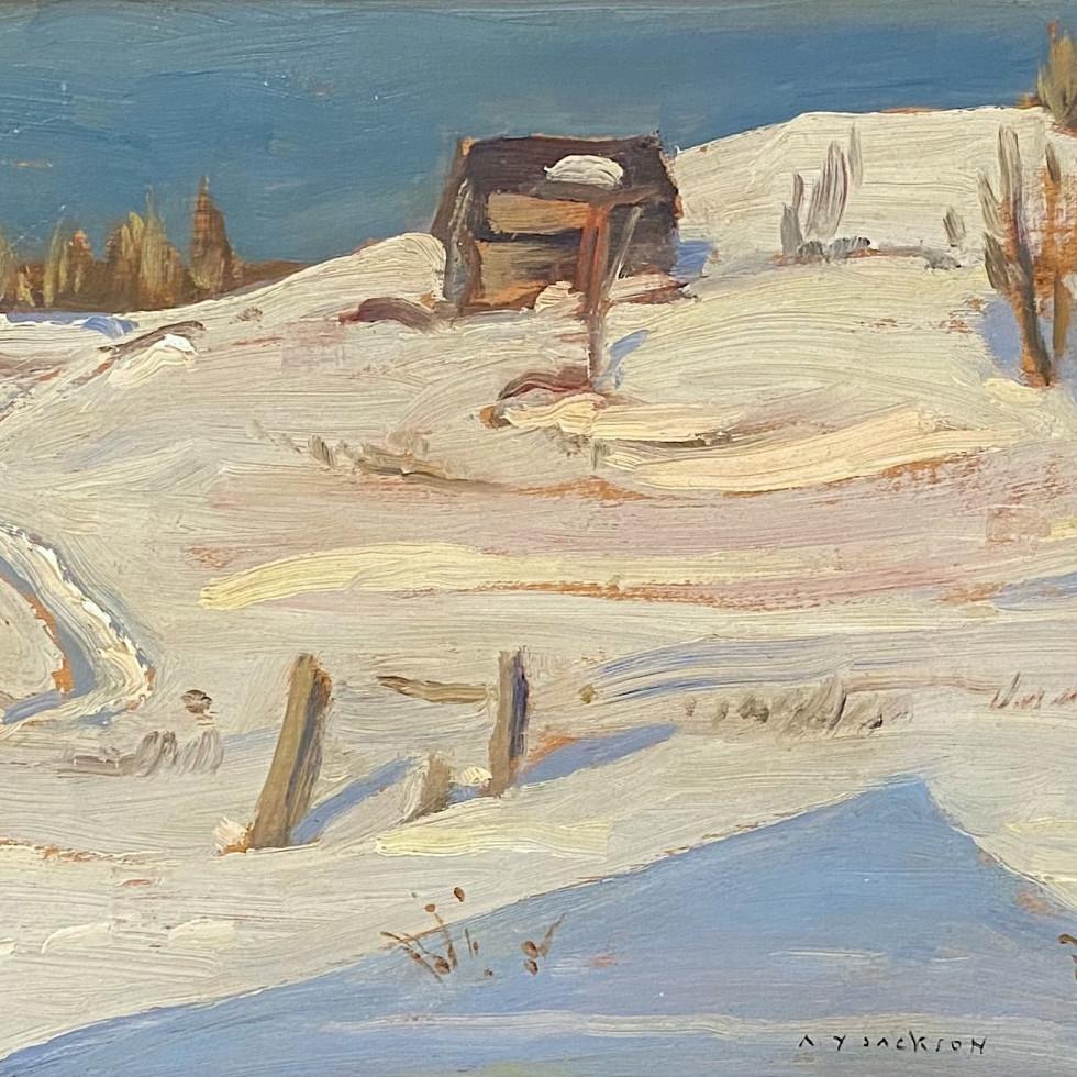 Winter Haliburton-A.Y. Jackson