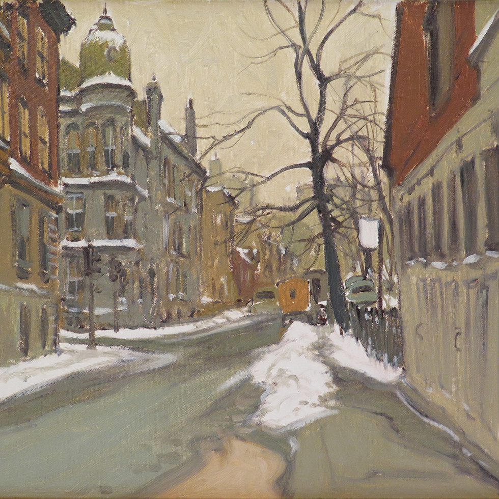 St. Mathieu Street at Dorchester-John Little