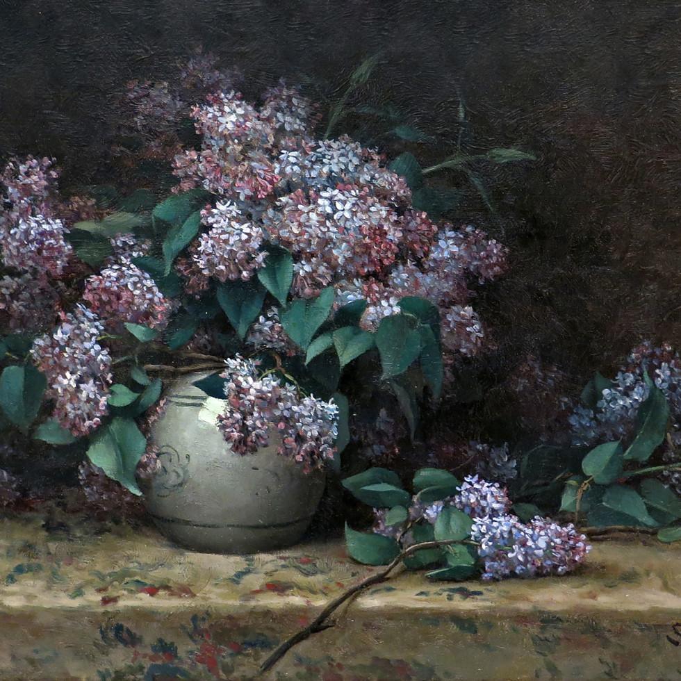 Lilas Canadien (Lilacs)-Marc-Aurèle Suzor-Coté, R.C.A.
