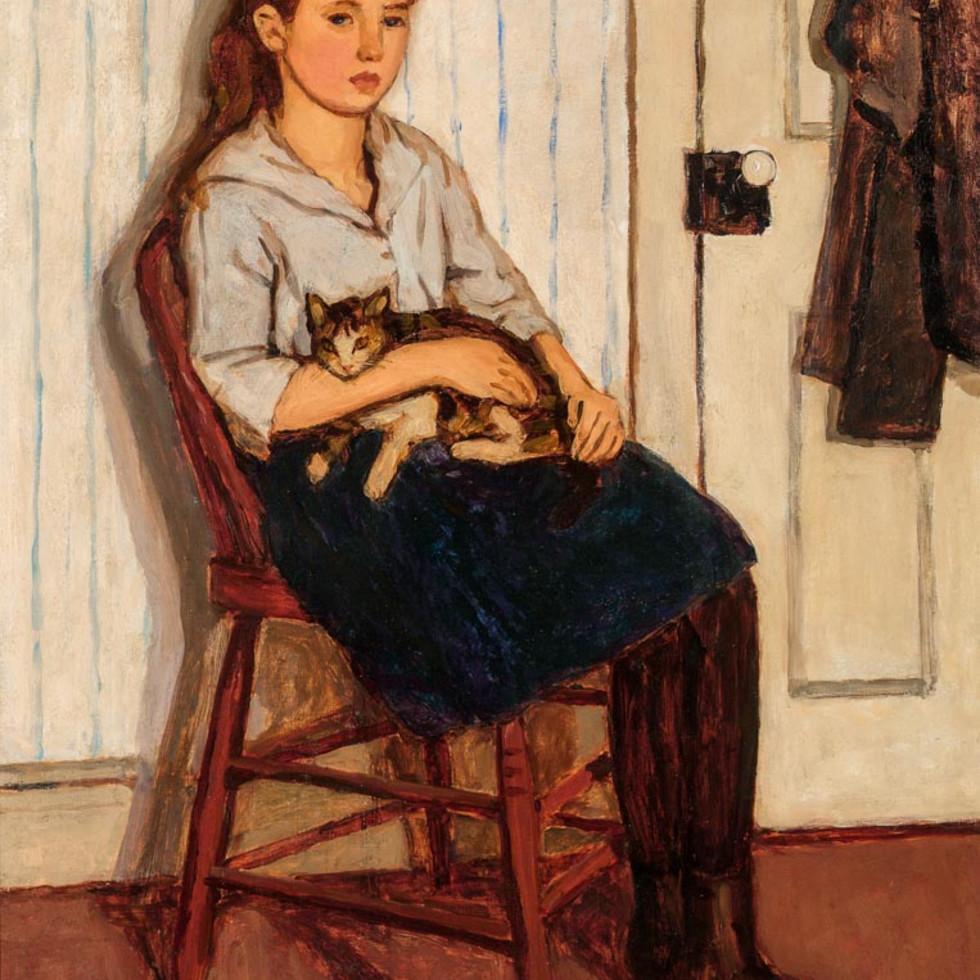 Emily Coonan-Canadian b.1885