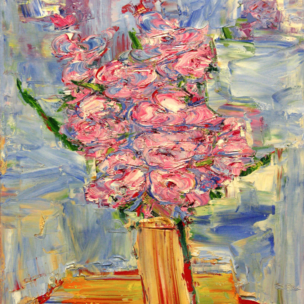 The Pink Bouquet-Sam Borenstein