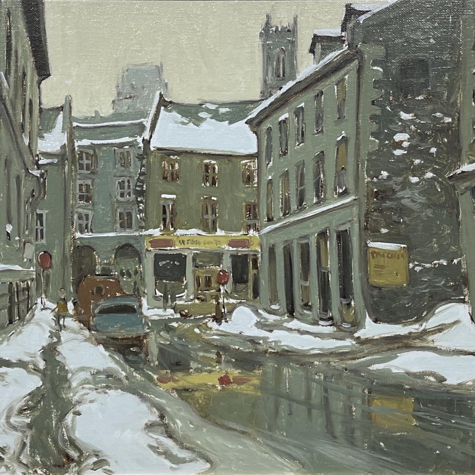 Place Royale, Rue St. Paul, Montreal-John Little