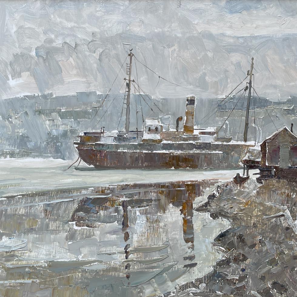 The Kyle, Harbour Grace, Newfoundland-Bruce Le Dain