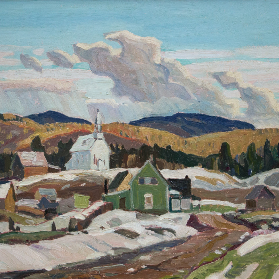 Franklin Carmichael-None