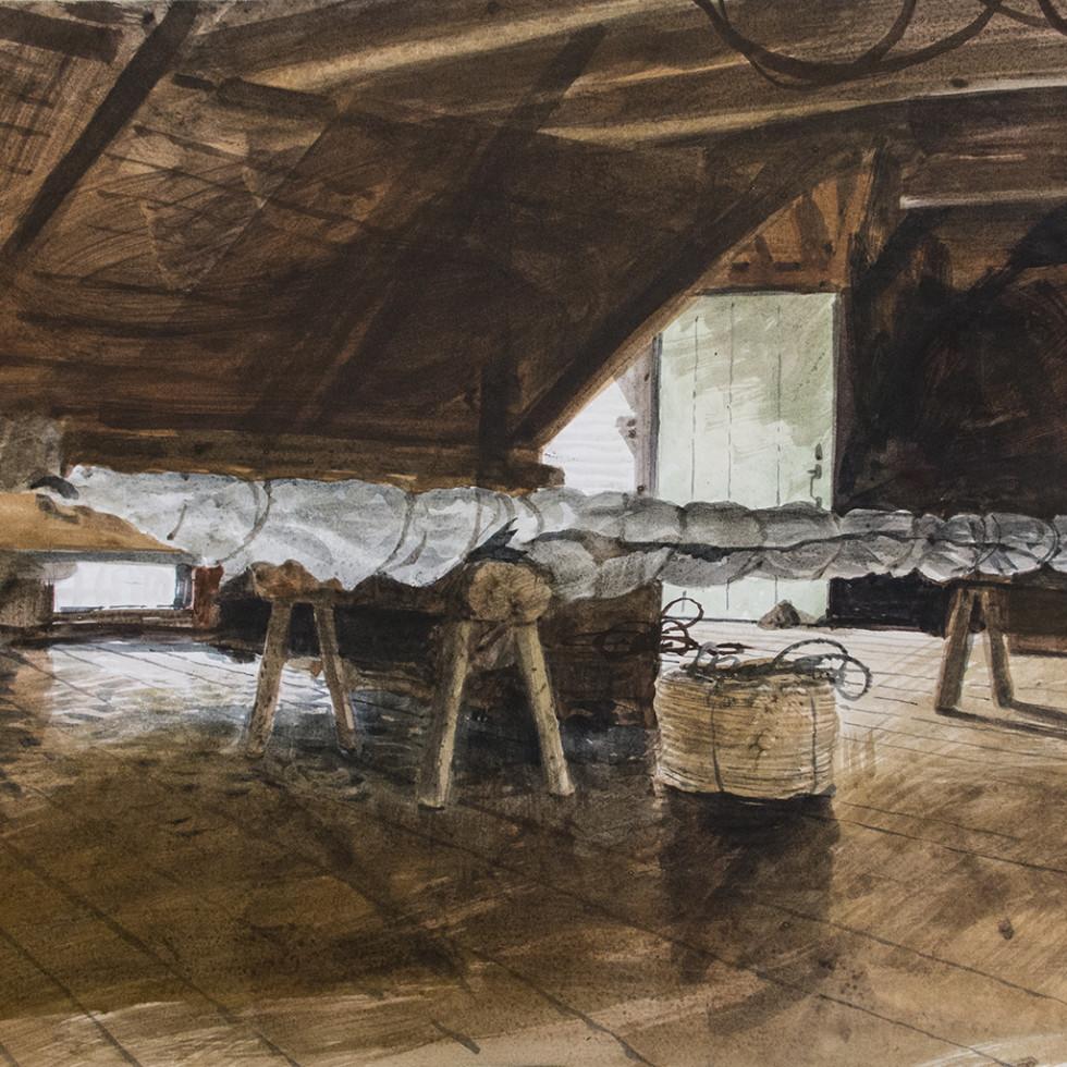 Sail Loft-Tom Forrestall