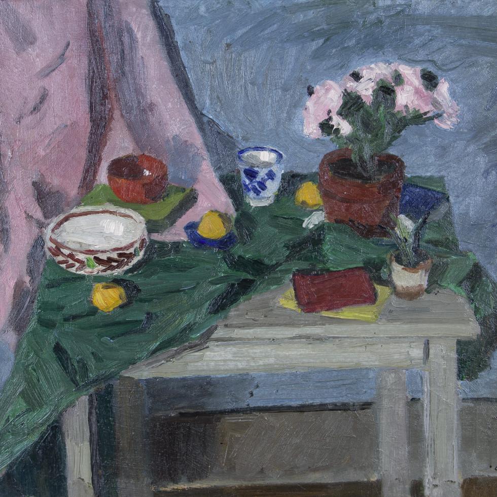 Still Life and Table-Goodridge Roberts