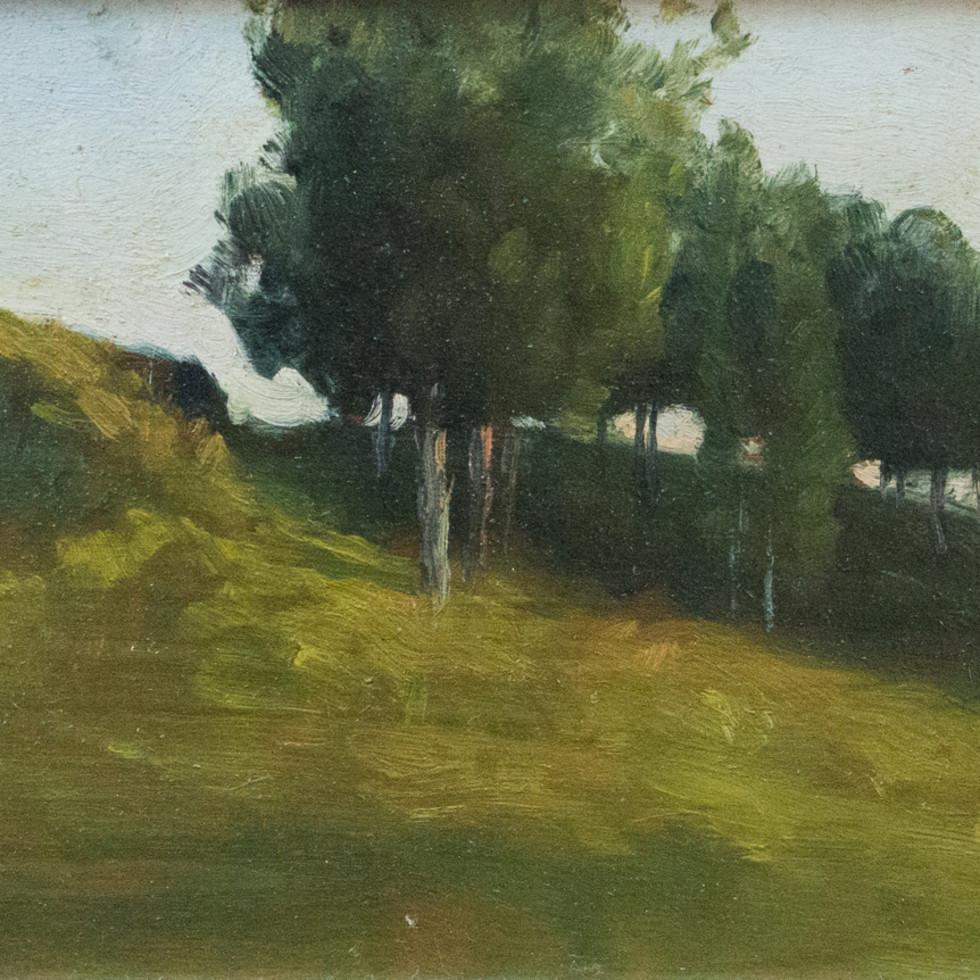 Paysage (Landscape)-Marc-Aurèle Suzor-Coté