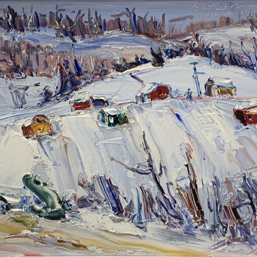 Piedmont, Quebec-Sam Borenstein