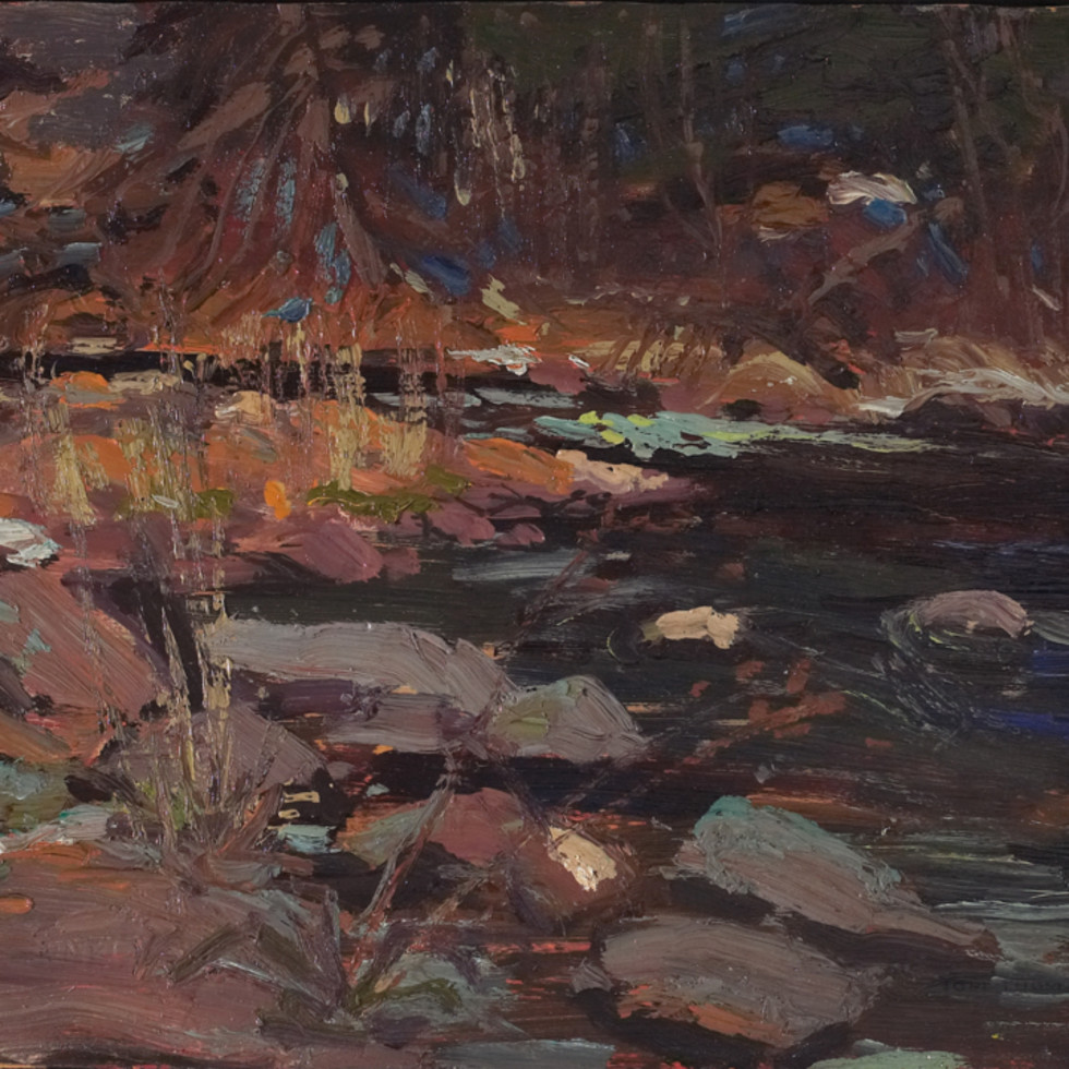 Tom Thomson, O.S.A.-None