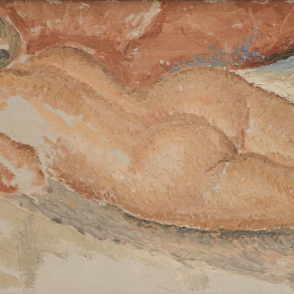 Nude-Lionel LeMoine FitzGerald