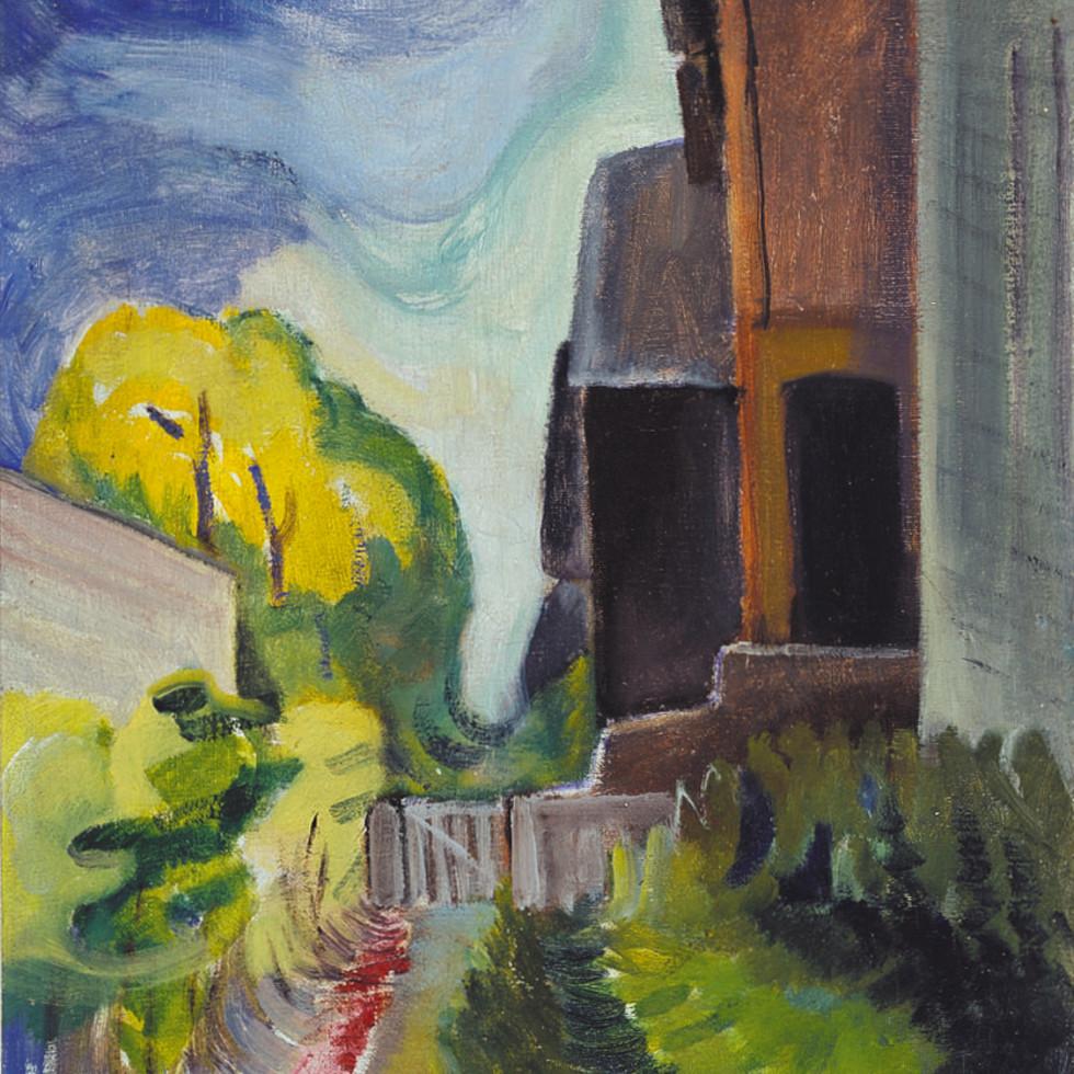 My Studio-Emily Carr