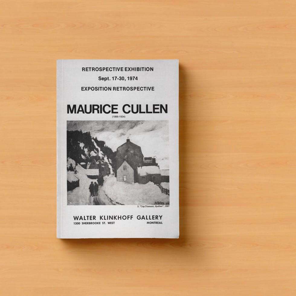 Maurice Cullen-Retrospective Exhibition