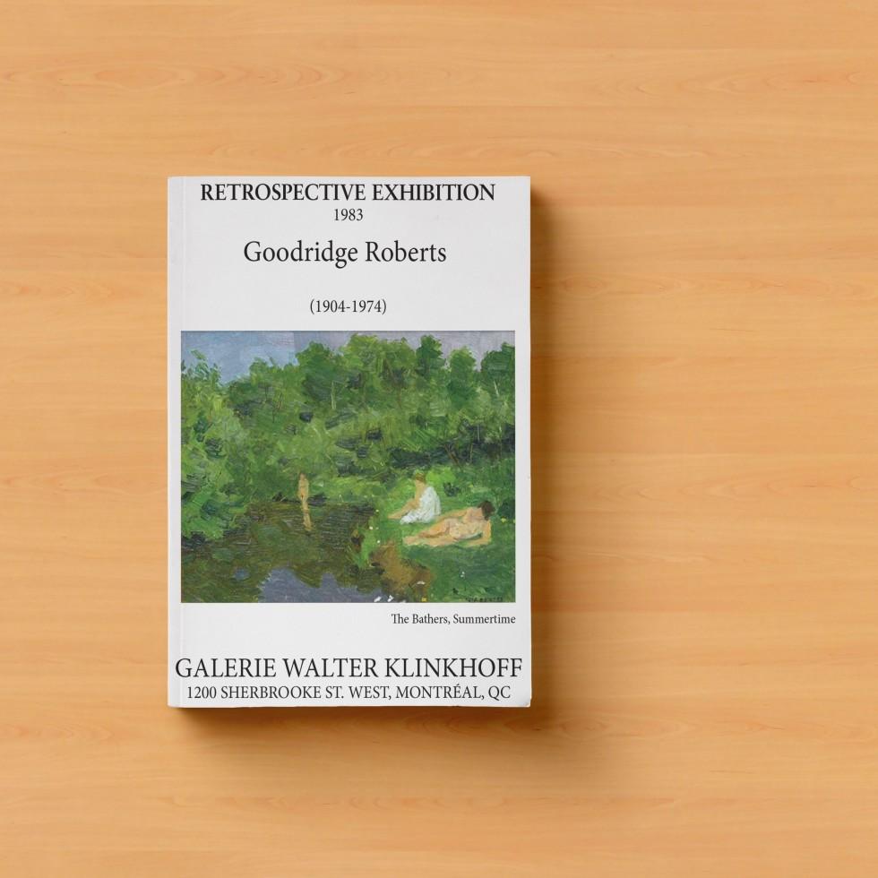 Exposition rétrospective Goodridge Roberts-Exposition rétrospective