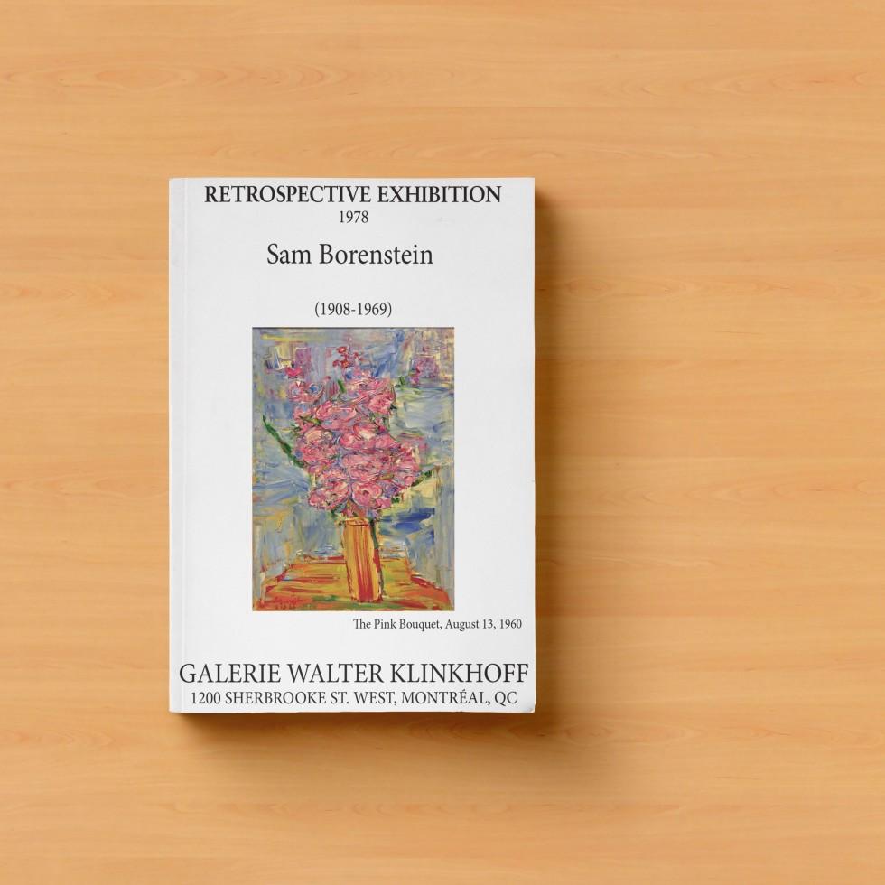 Sam Borenstein-Retrospective Exhibition