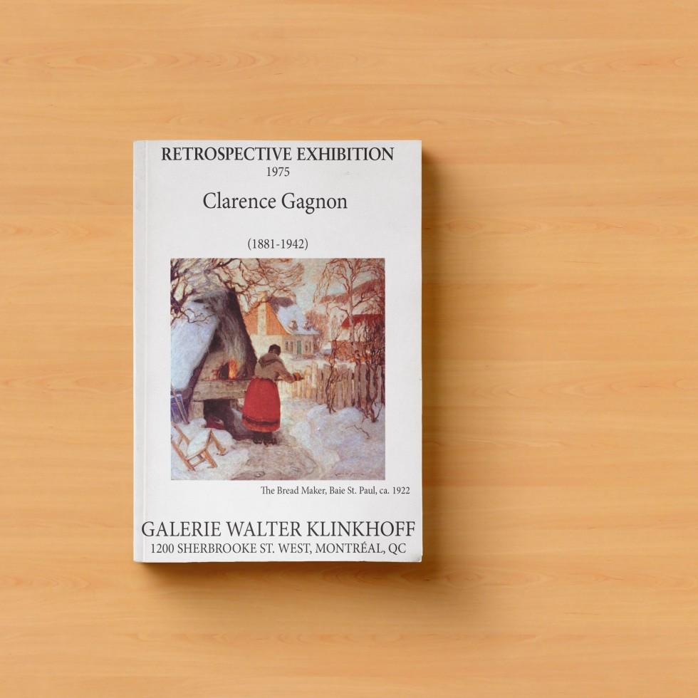 Clarence Gagnon-Retrospective Exhibition