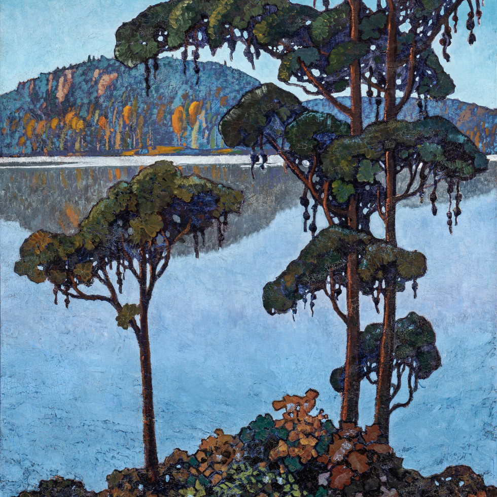 Frank Johnston's Tribute to Tom Thomson-A feature from the Collection of Mitzi and Mel Dobrin