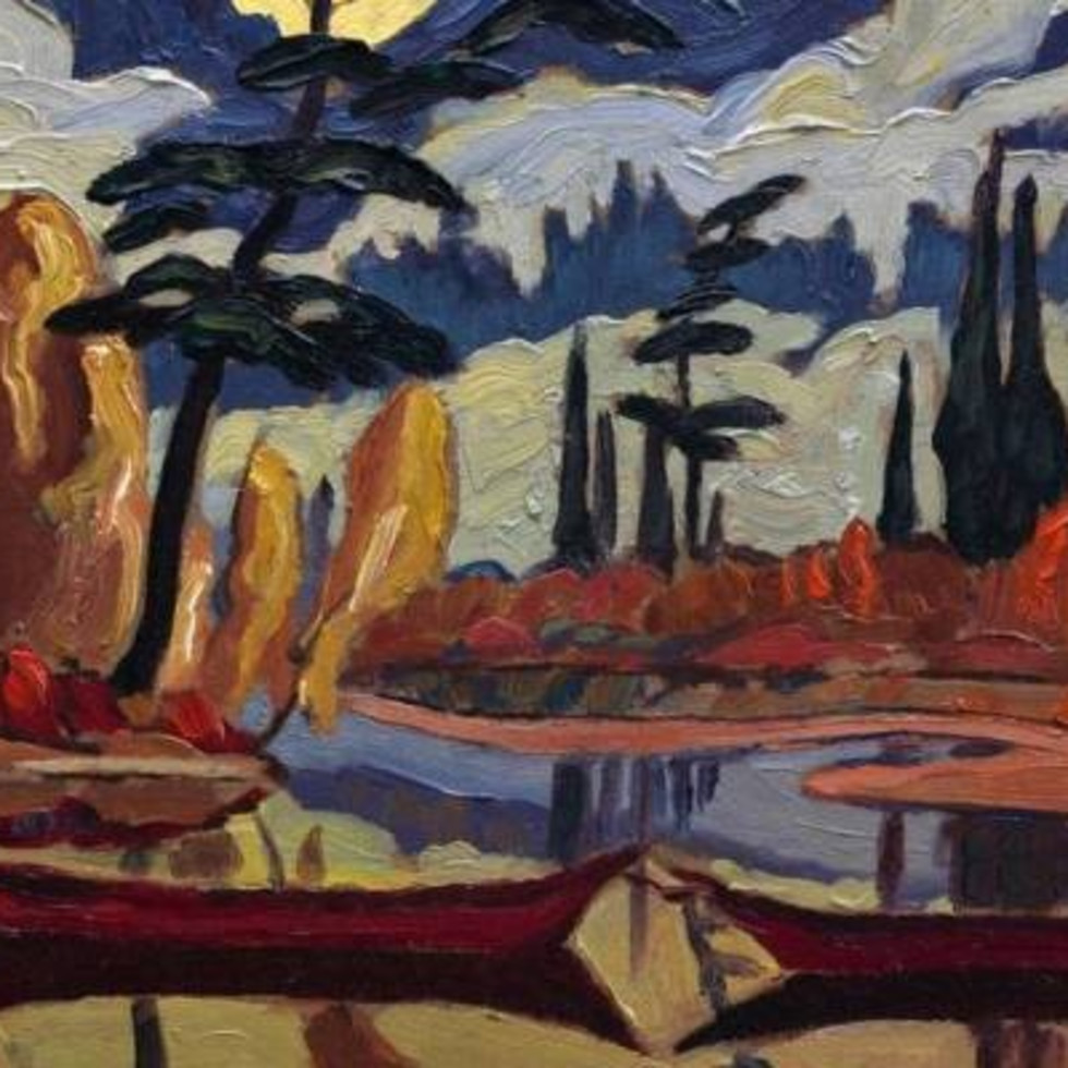 In reaction to the controversy surrounding the Vancouver Art Gallery's J.E.H. MacDonald donation