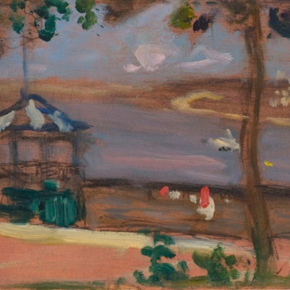 Klinkhoff Sells Rare Morrice Panel Painted in Canada