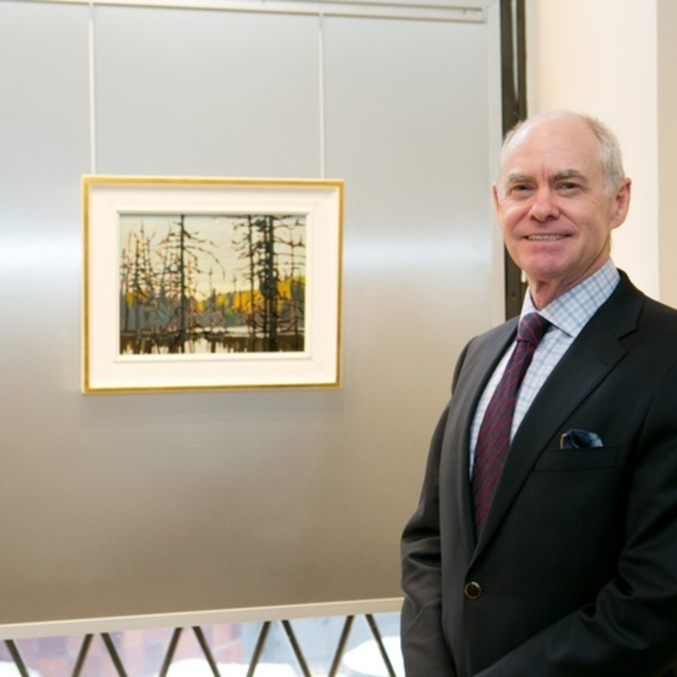 Alan Klinkhoff discusses historic Lawren Harris sale to open April 1