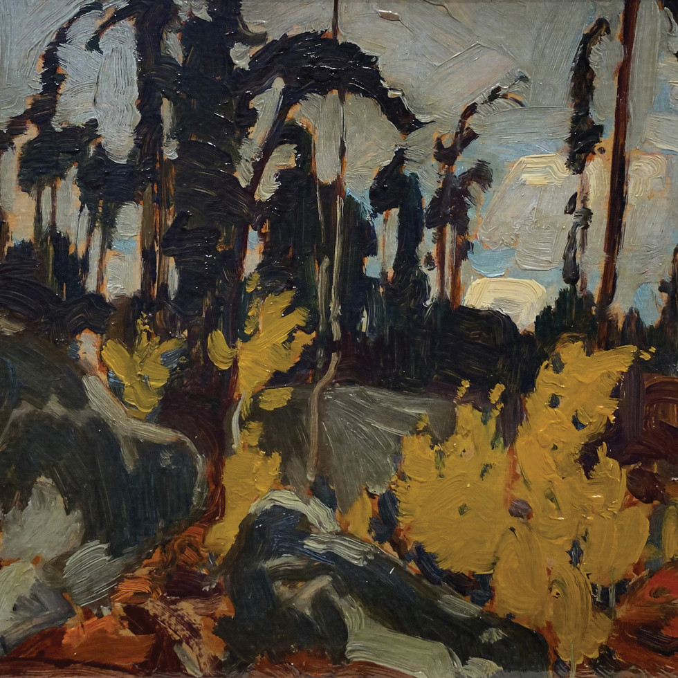 Celebrating 100 Years of the Group of Seven-Exhibition & sale featuring over 30 paintings by Tom Thomson, the Group of Seven and guests to the 1920 exhibition