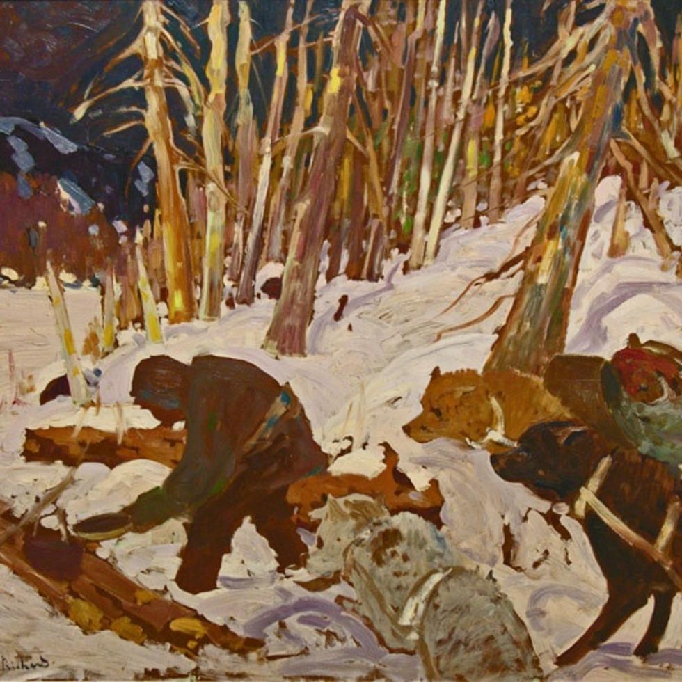 René Richard Masterpiece Underscores Pan-Canadian Importance