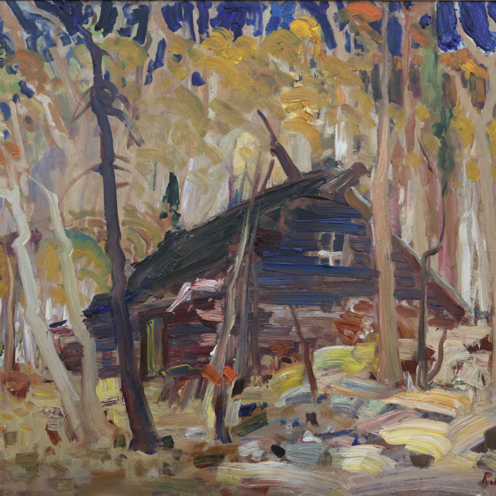 René Richard: Le Tom Thomson du nord