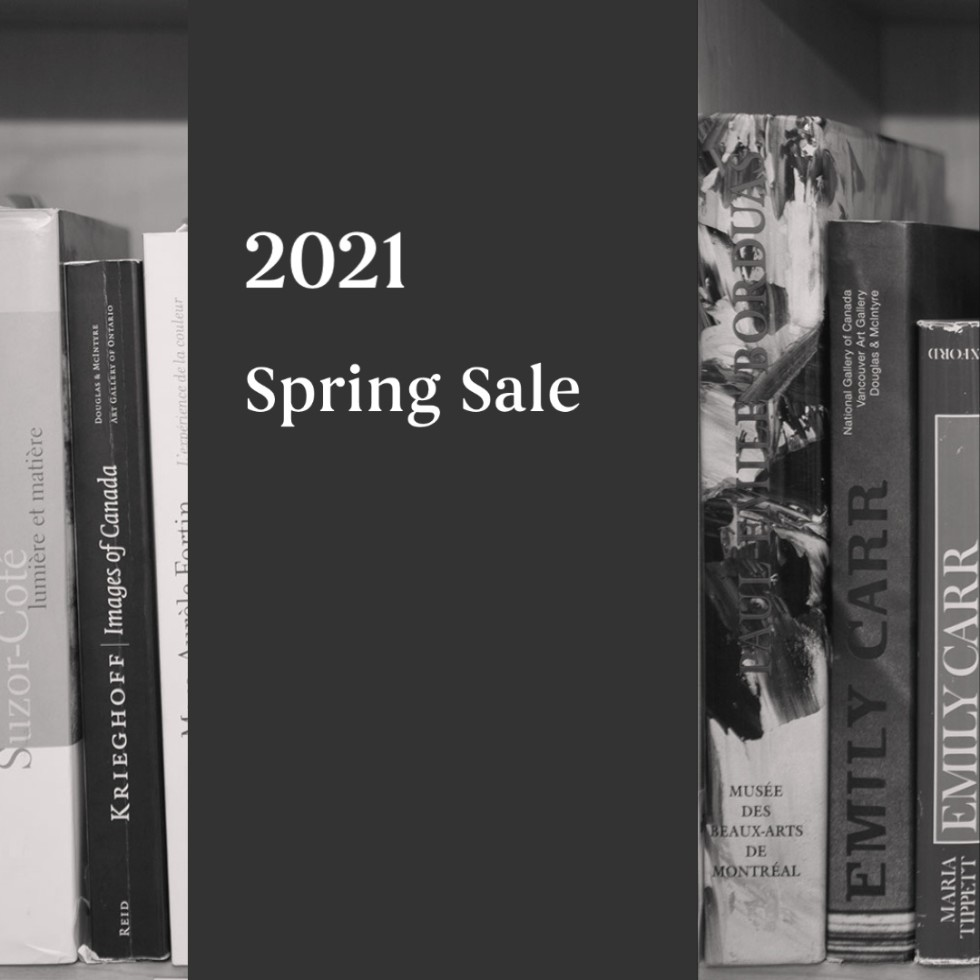 Announcing our Spring Catalogued Sale