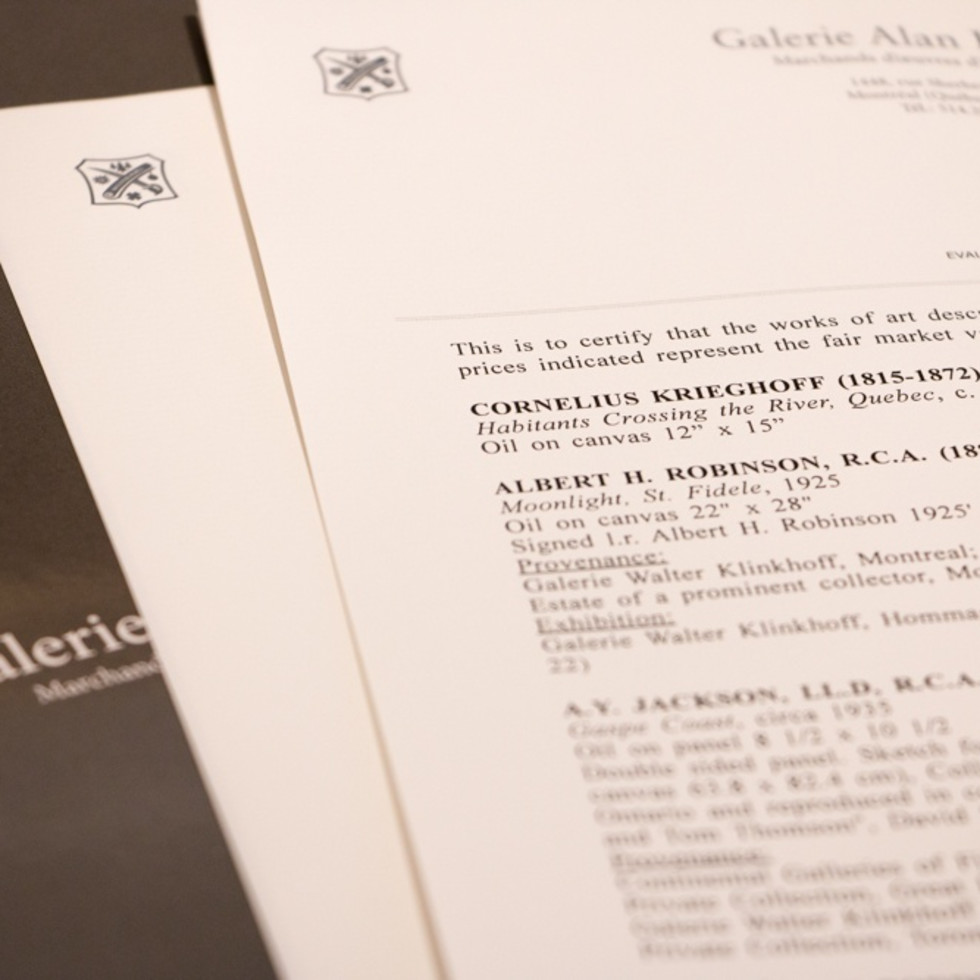 Appraisals and Estate Planning
