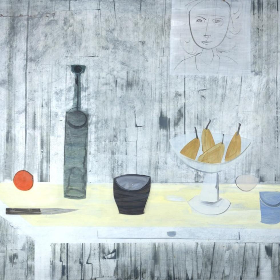 Still Life by Jacques De Tonnancour