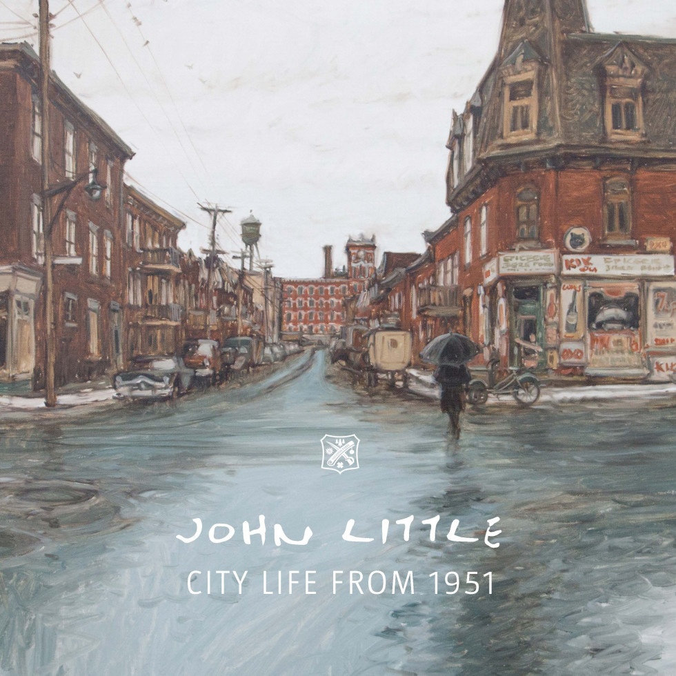 John Little, City Life from 1951-Written by Alan Klinkhoff