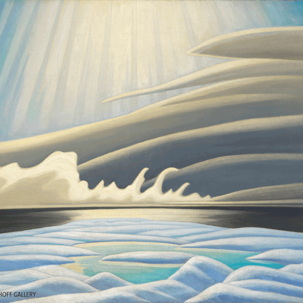 Update: LAWREN HARRIS & CANADIAN MASTERS – Historic Sale Celebrating Canada's 150 Years
