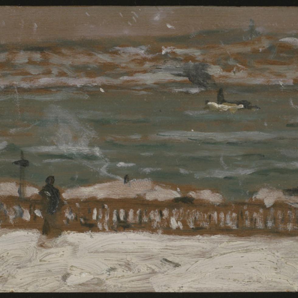 Klinkhoff vend une rare toile de Morrice ayant pour thème une scène canadienne