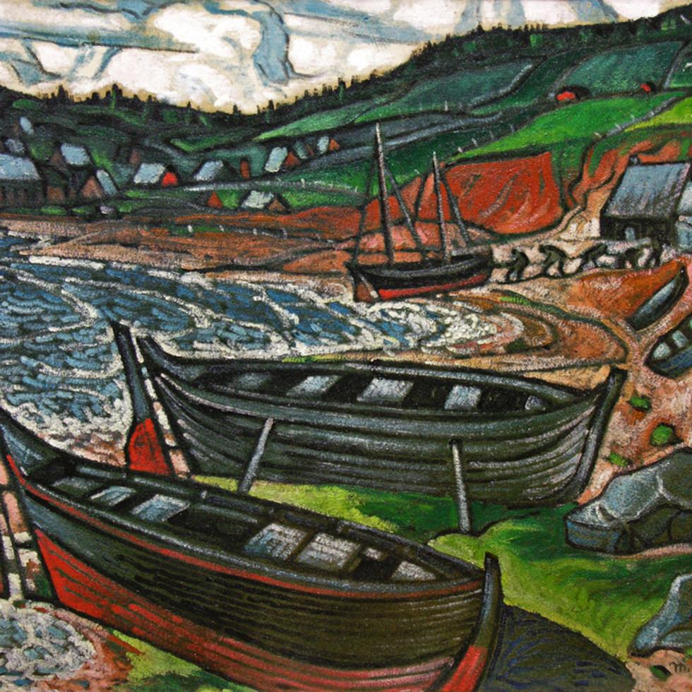 Nouvelles oeuvres importantes d'art canadien sur le marché - le 27 janvier-