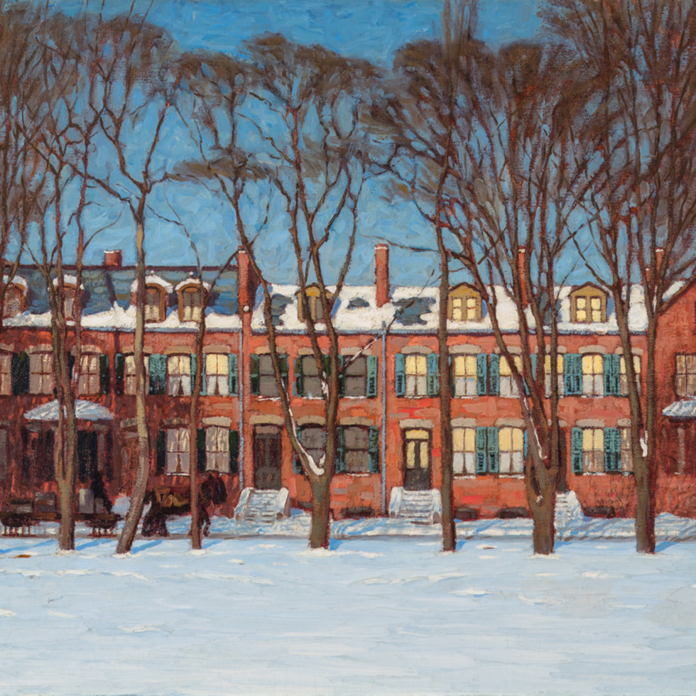 LAWREN HARRIS & CANADIAN MASTERS - Historic Sale Celebrating Canada's 150 Years