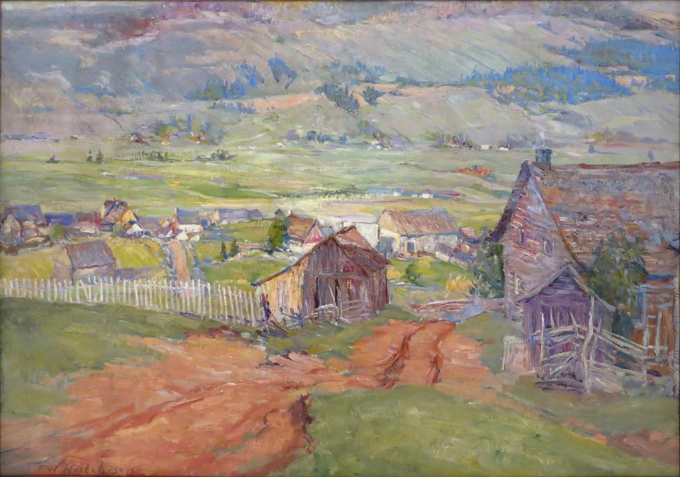 Frederick W. Hutchison, R.C.A., Spring, Charlevoix County, 1940 (circa)