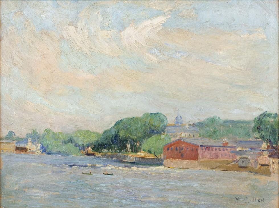Maurice Cullen, R.C.A., Terrebonne , 1915 (circa)