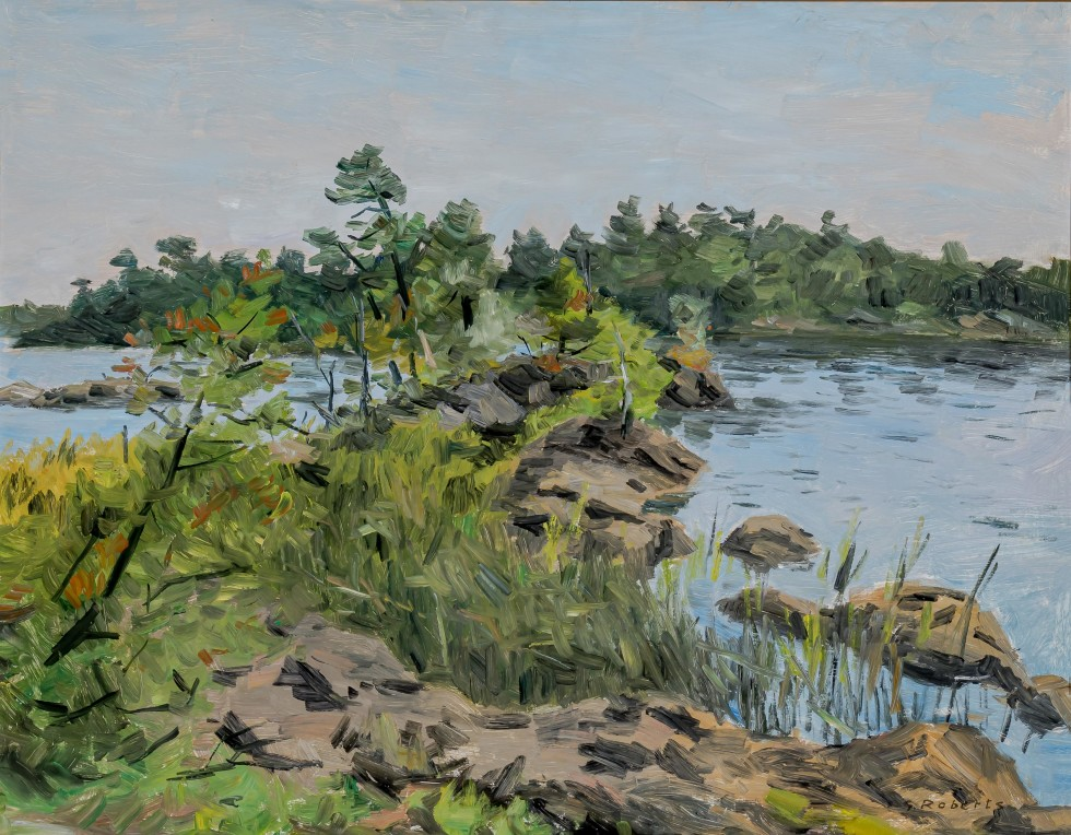 Goodridge Roberts, Georgian Bay, 1955 (Summer)