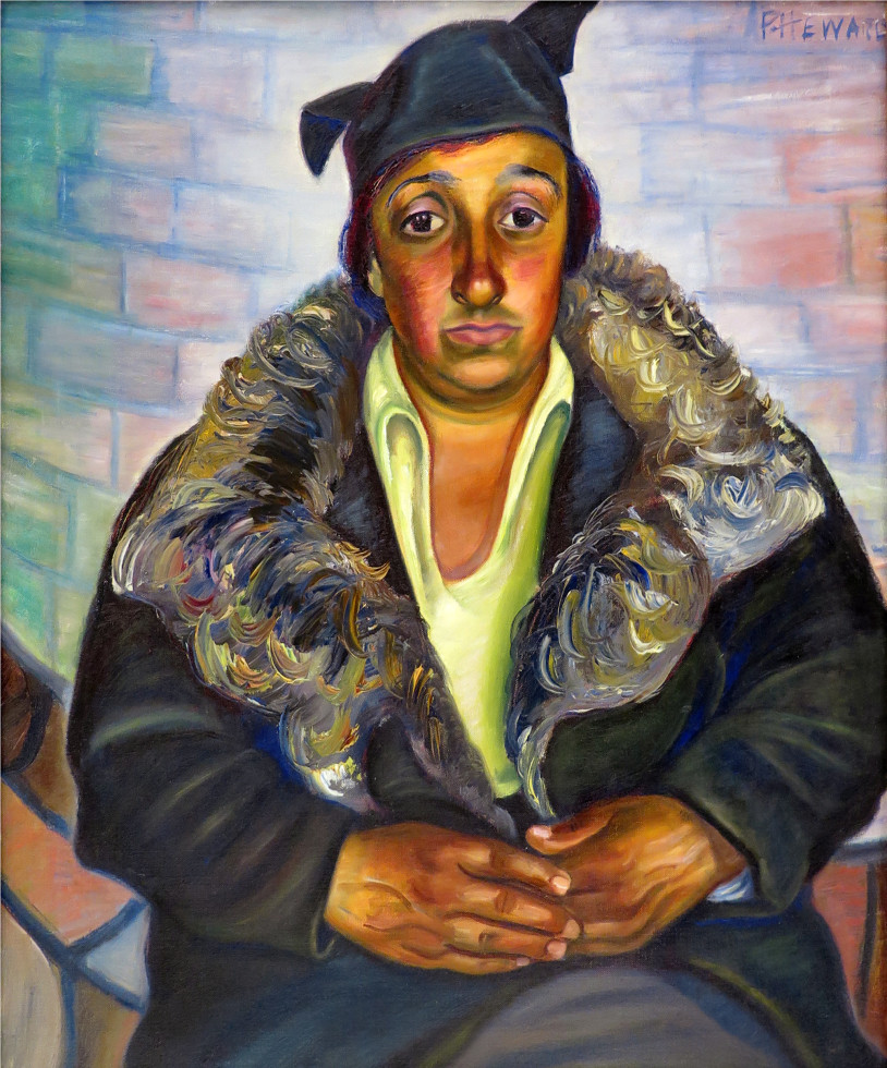 Prudence Heward, Mrs. Decco (Italian Woman), 1940 (circa)