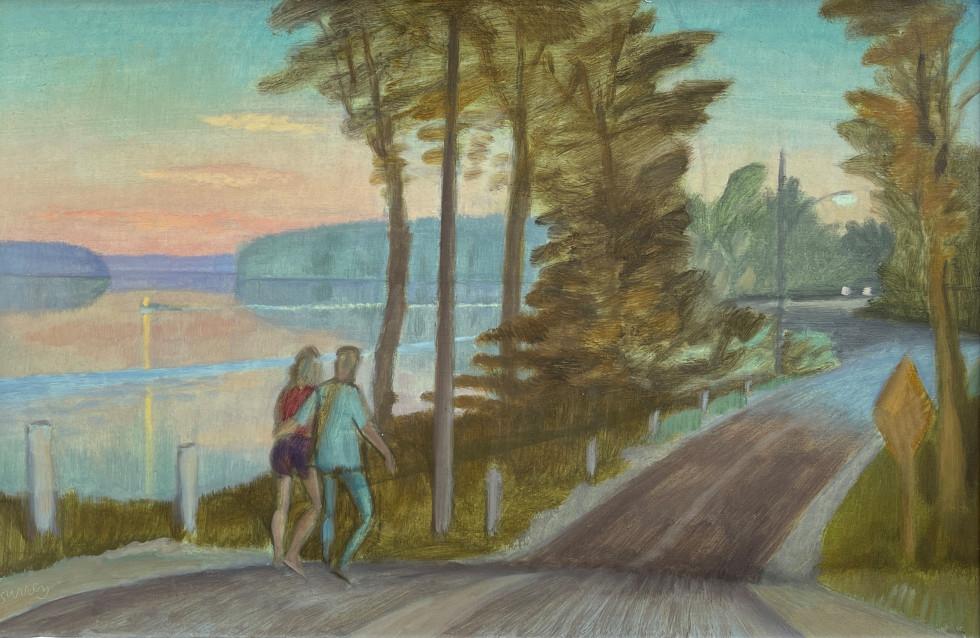 Philip Surrey, Boulevard Gouin, 1966 (circa)